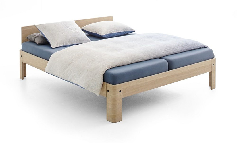 Auping Auronde houten bed