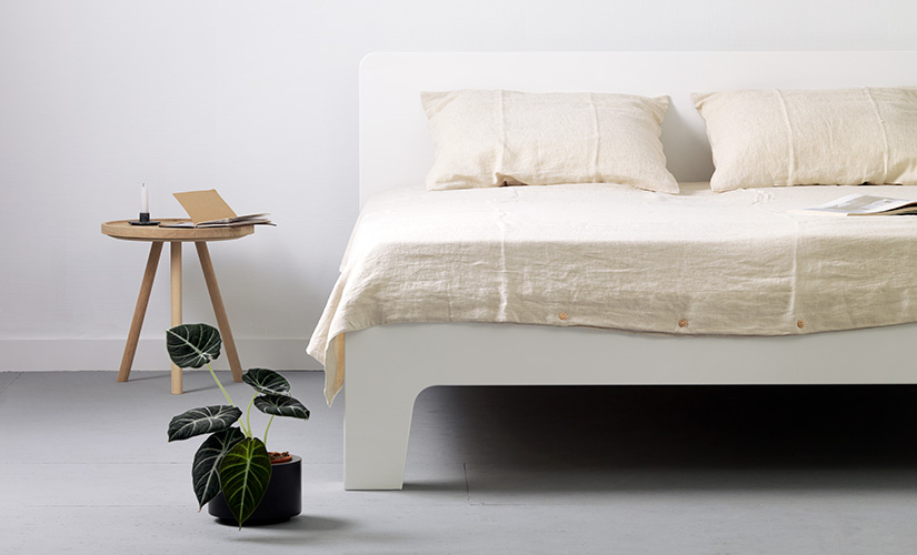 Pure Bed hout