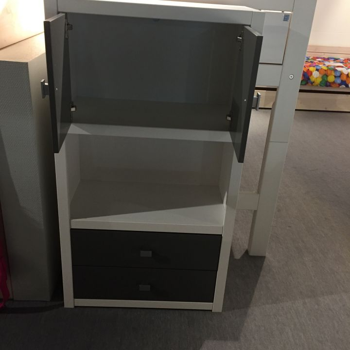 Lifetime Boekenkast met laden en deuren foto 2