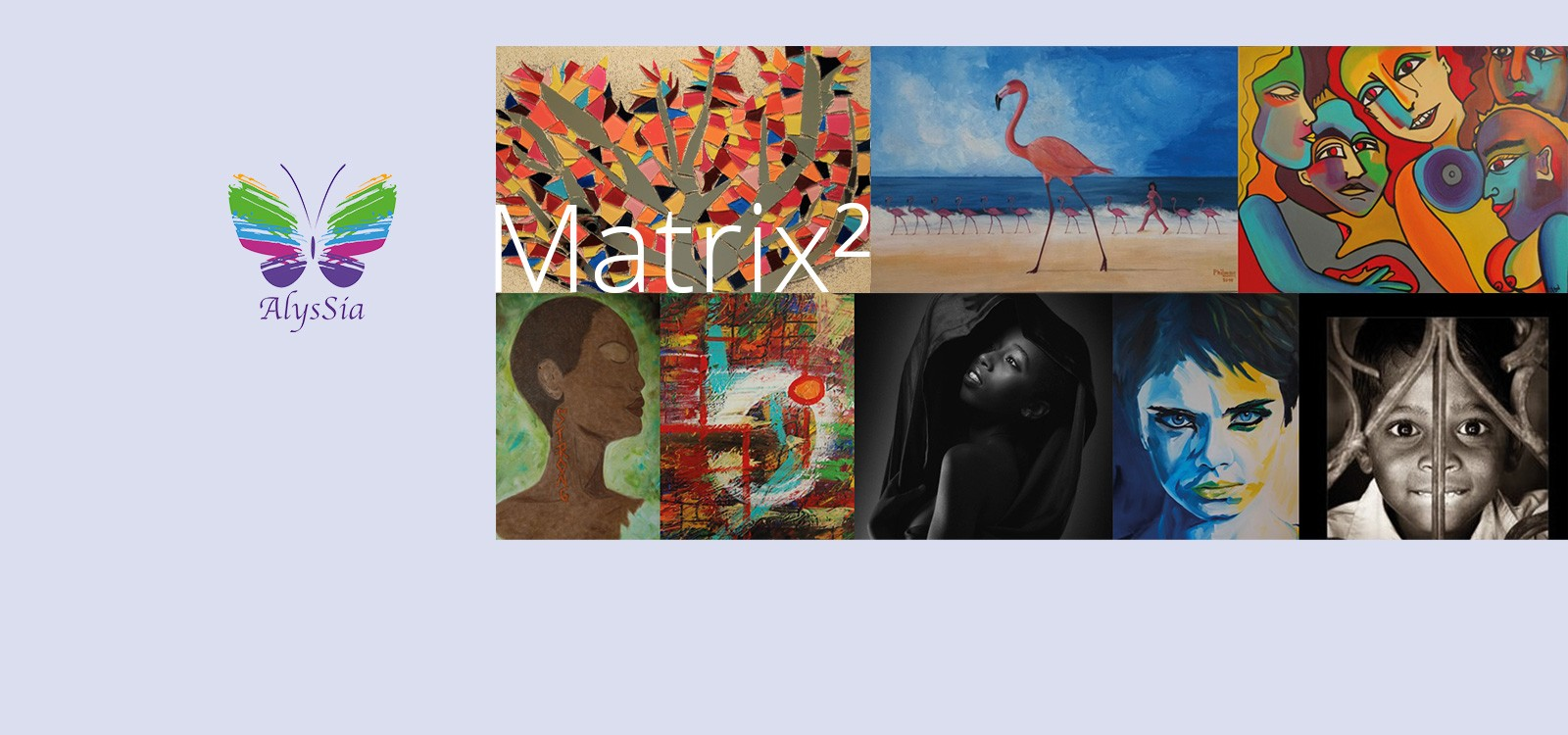 Tentoonstelling Matrix²