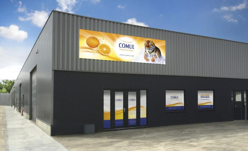 Coronatafels en luchtreinigers ook bij Comul Professional