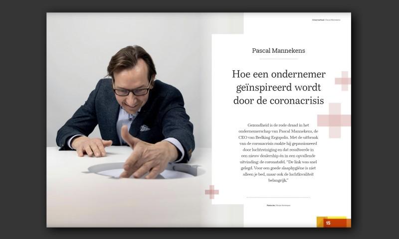 De Coronatafel - KMO Insider focust op ons succesverhaal