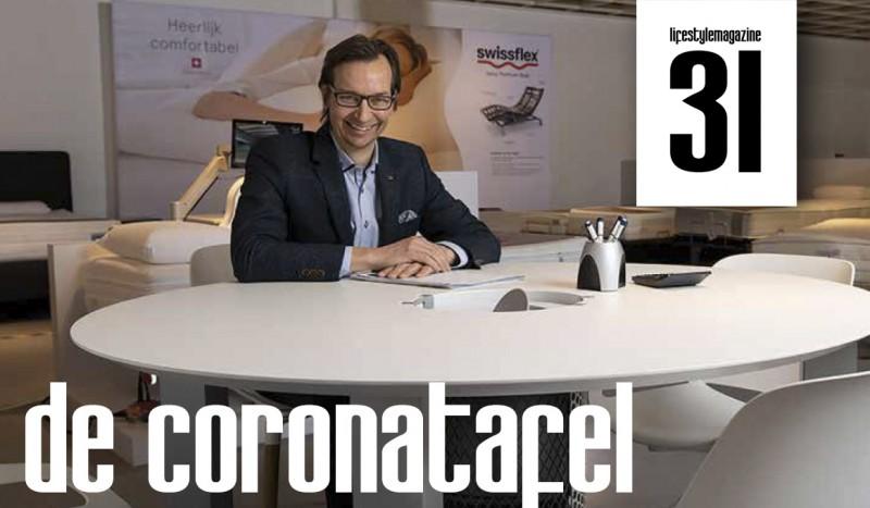 Lifestylemagazine 31: Vergeet Covid met de Coronatafel