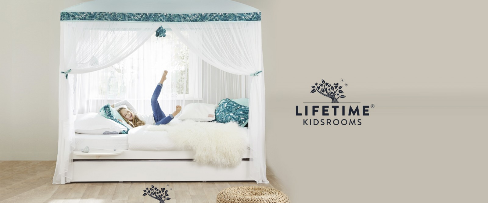 Lifetime Kids Rooms: tot 20% korting